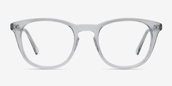 New Day Clear Acetate Eyeglass Frames