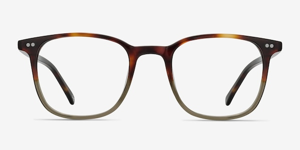 Sequence Charred Quartz Acetate Eyeglass Frames