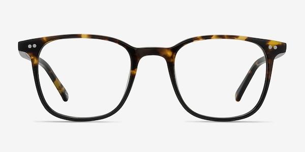 Sequence Amber Tortoise Acétate Montures de lunettes de vue