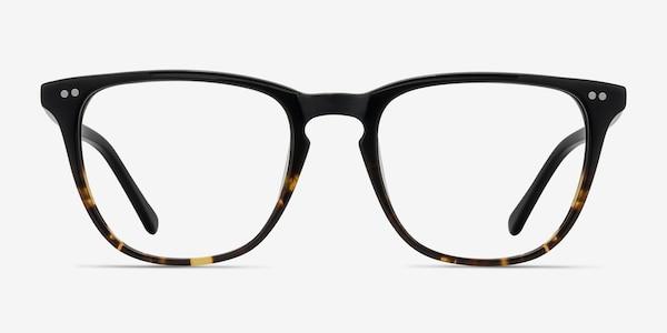 Exposure Jet Amber Acetate Eyeglass Frames