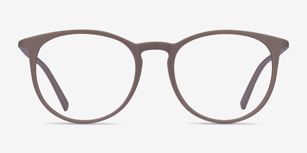 Dialogue Faded Rose Plastic Eyeglass Frames
