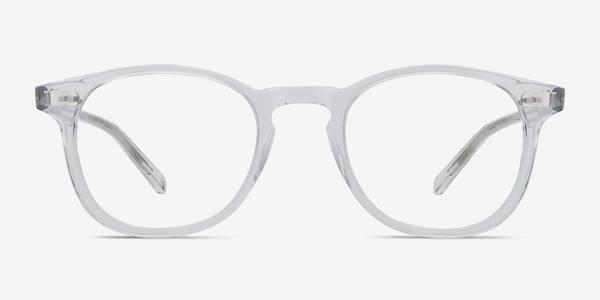 Symmetry Translucent Acetate Eyeglass Frames