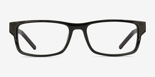 Aidan Black Acetate Eyeglass Frames