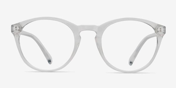 Revolution Clear Plastic Eyeglass Frames