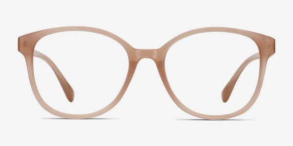 The Beat Pink Plastic Eyeglass Frames