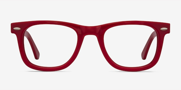 Blizzard Raspberry Acetate Eyeglass Frames