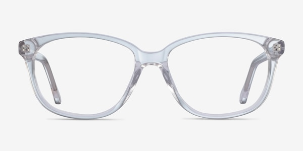 Escape Clear Acetate Eyeglass Frames