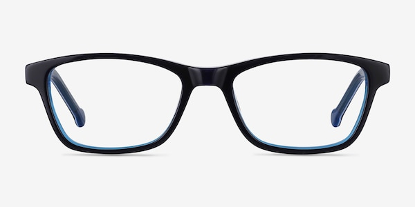 Shallows Blue Acetate Eyeglass Frames