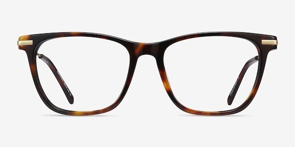 Sebastian Tortoise Acetate-metal Eyeglass Frames