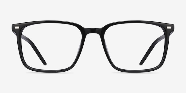 Chief Black Acetate Eyeglass Frames