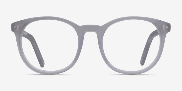 Primrose Matte Clear Acétate Montures de Lunette de vue
