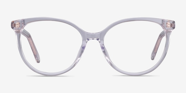 Nala Clear Acetate Eyeglass Frames