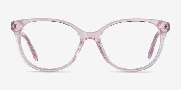 Pursuit Pink Acetate Eyeglass Frames