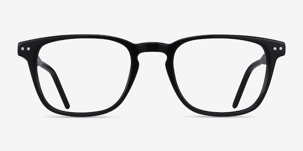 Illustrate Black Acetate Eyeglass Frames