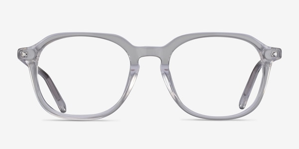 Atlantic Clear Acetate Eyeglass Frames