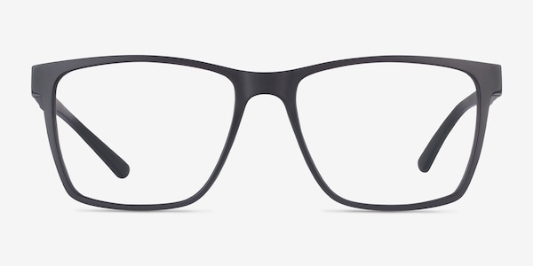 Spencer Gray Plastic Eyeglass Frames