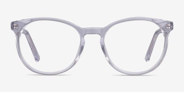 Dulce Clear Acetate Eyeglass Frames