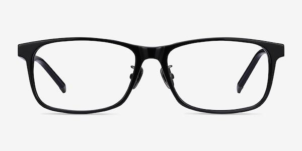 Calling Black Acetate Eyeglass Frames