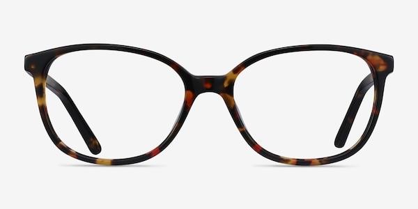 Thelma Tortoise Acetate Eyeglass Frames