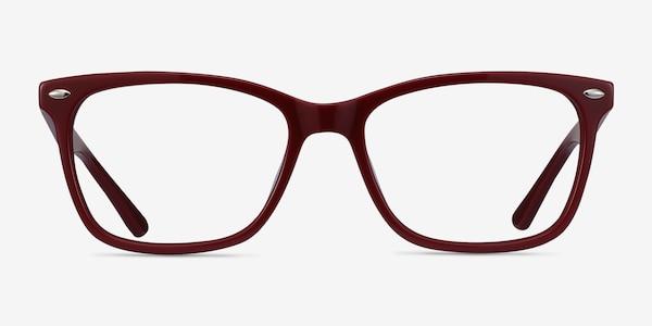 Varda Burgundy Acetate Eyeglass Frames