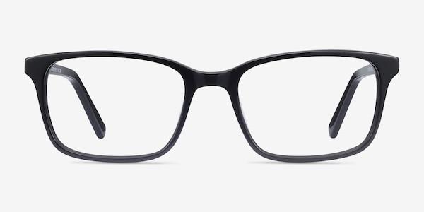 Clipperton Black Acetate Eyeglass Frames
