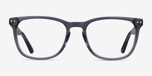 Gato Gray Acetate Eyeglass Frames