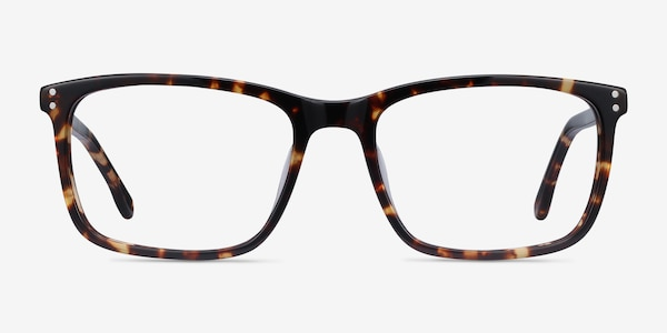 Connect Tortoise Acetate Eyeglass Frames