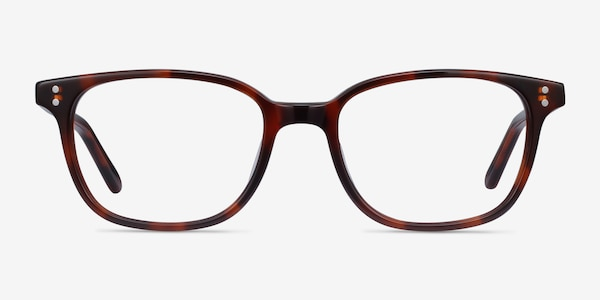 Rena Brown Tortoise Acetate Eyeglass Frames