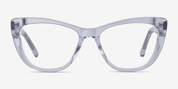 Little Charlotte Clear Acetate Eyeglass Frames