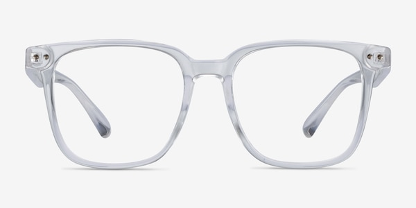 Piano Clear Plastic Eyeglass Frames