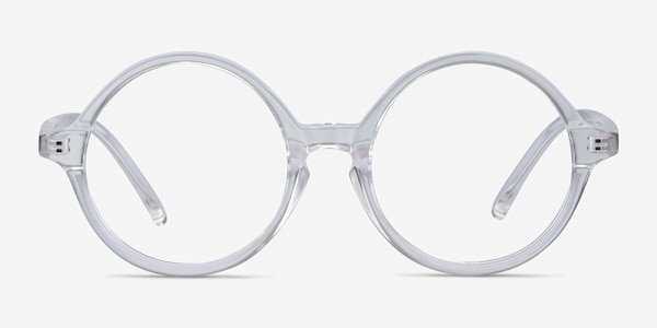 Little Years Clear Plastic Eyeglass Frames