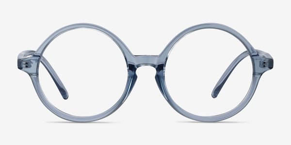 Little Years Blue Plastic Eyeglass Frames