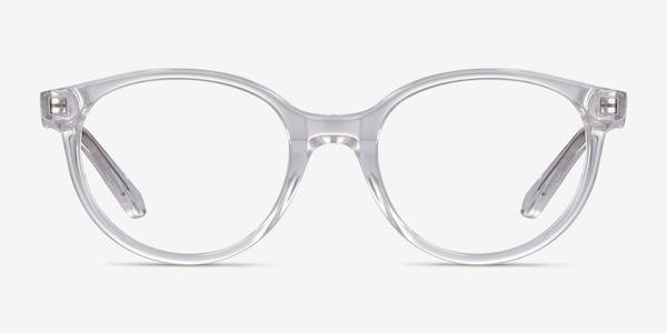 Trust Clear Acetate Eyeglass Frames