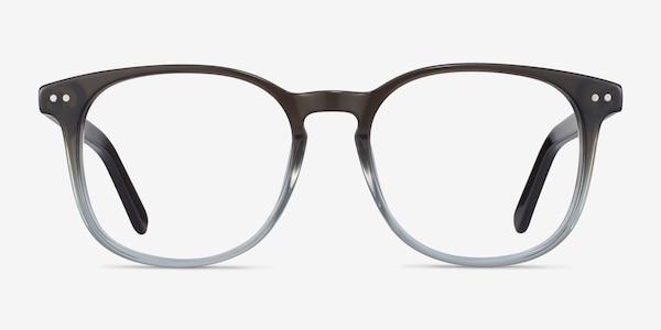 Ander Gray Clear Acétate Montures de Lunette de vue
