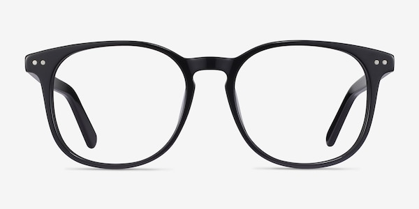 Ander Black Acetate Eyeglass Frames