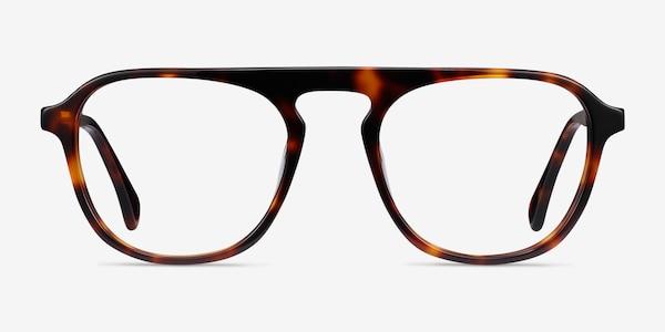 Ida Tortoise Acetate Eyeglass Frames
