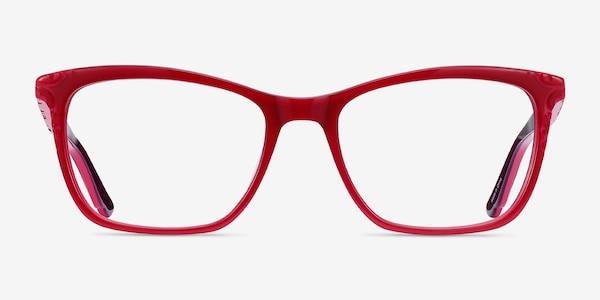 Hedera Raspberry Pink Acetate Eyeglass Frames