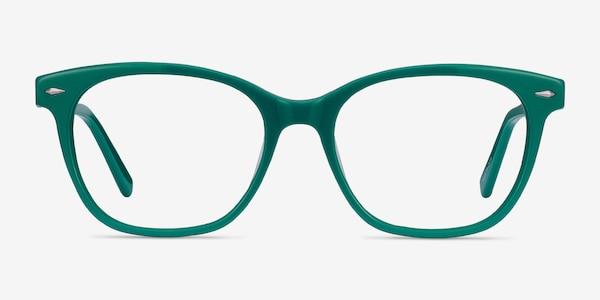 Yana Teal Acetate Eyeglass Frames