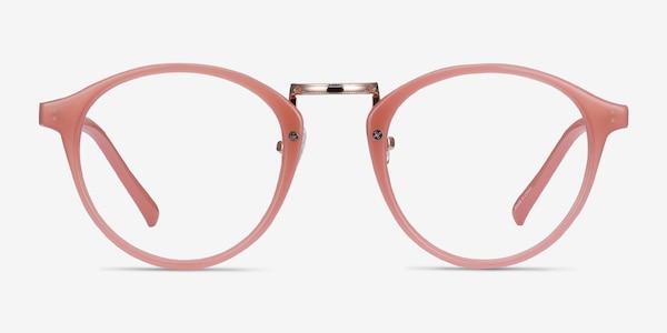 Chillax Coral Plastic Eyeglass Frames