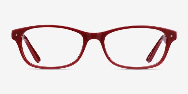 Kedah Burgundy Acetate Eyeglass Frames