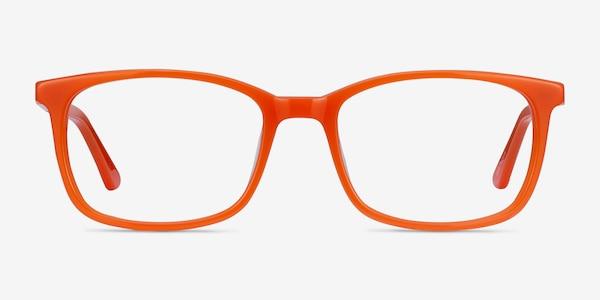 Equality Orange Acetate Eyeglass Frames
