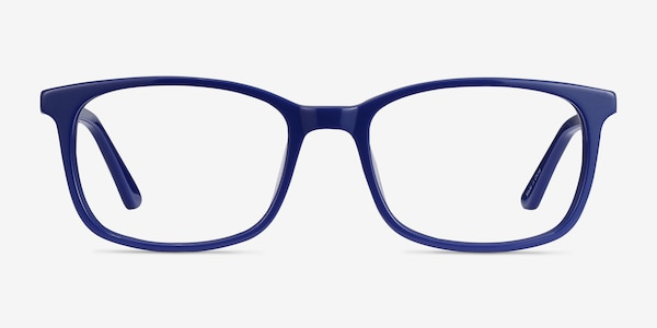 Equality Navy Acetate Eyeglass Frames