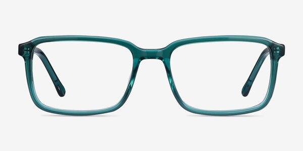 Rafferty Teal Acetate Eyeglass Frames
