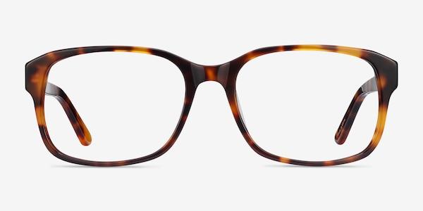 Tobias Tortoise Acetate Eyeglass Frames