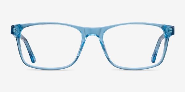 Pochi Bleu Acétate Montures de Lunette de vue