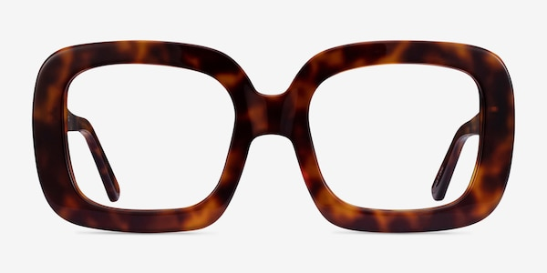 Gloria Tortoise Acetate Eyeglass Frames