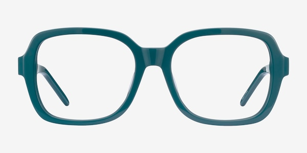 Renee Teal Acetate Eyeglass Frames