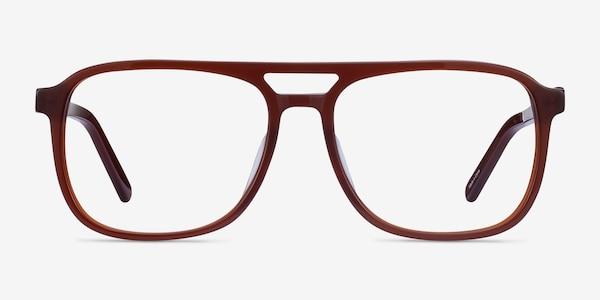 Russell Brown Acetate Eyeglass Frames