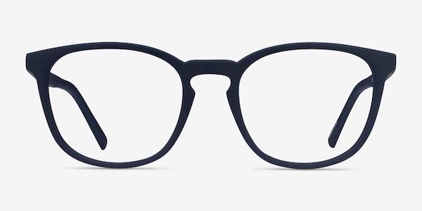 Persea Abyssal Blue Plastic Eyeglass Frames