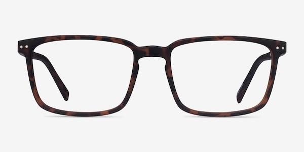 Moringa Warm Tortoise Plastic Eyeglass Frames